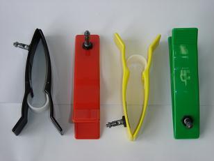 Eletrôdos tipo clip (jogo com 4 un.) adulto e importados